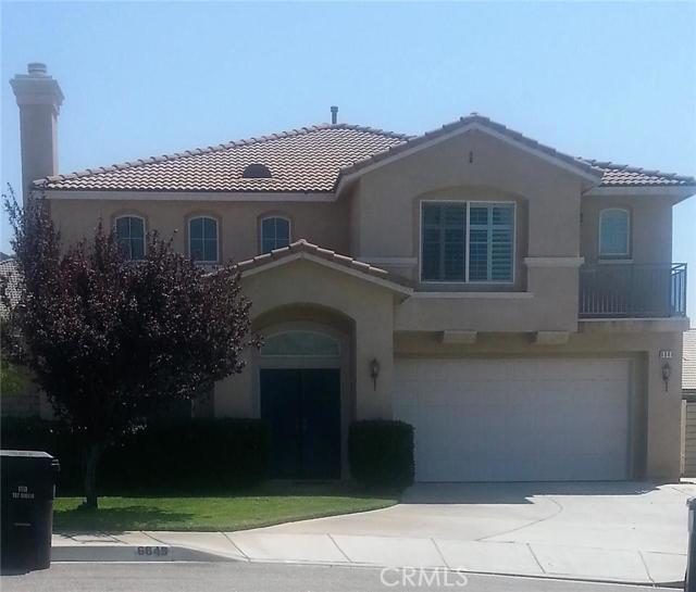 Single Family Home for Sale at 6849 Zachary Court N San Bernardino, California 92407 United States