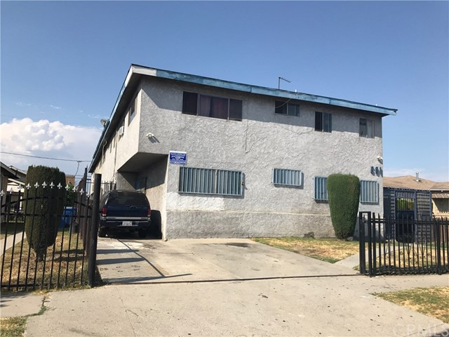 601 W 73rd Street Los Angeles, CA 90044 - MLS #: MB17227493