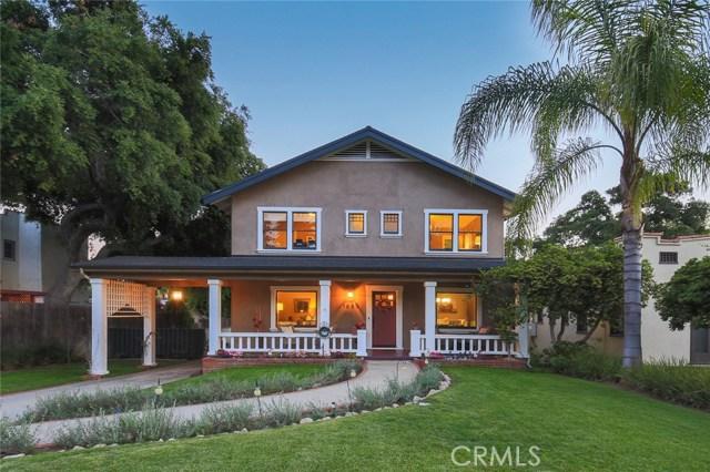 Single Family Home for Sale at 1680 Casa Grande Street Pasadena, California 91104 United States