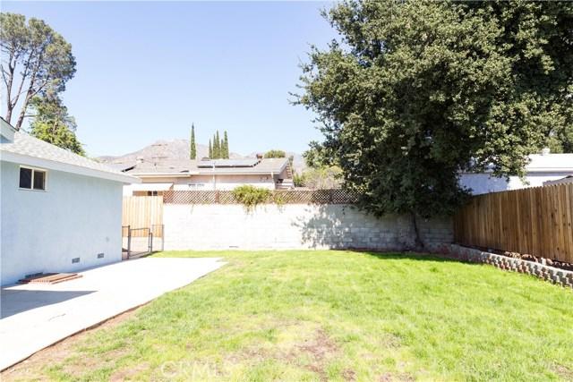 8040 Jayseel Street Sunland, CA 91040 - MLS #: BB18163754