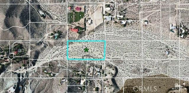 Verbena Road Palm Desert, CA 92260 - MLS #: 218013650DA