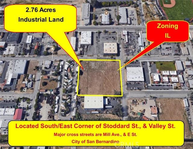 0 Valley Street San Bernardino, CA 92401 - MLS #: IV18135828