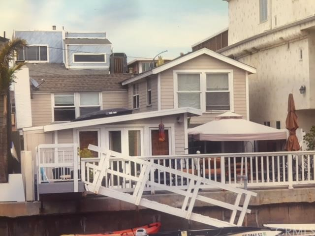 Single Family Home for Sale at 16767 Bayview St Sunset Beach, California 92649 United States