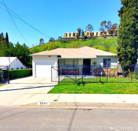 Single Family Home for Sale at 3847 Harriman Avenue Los Angeles, California 90032 United States