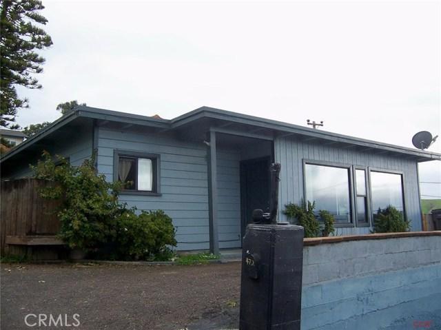 472 Crest Street, Morro Bay, CA 93442
