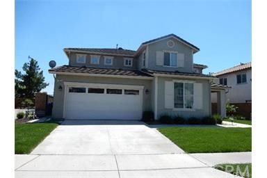 Single Family Home for Rent at 15625 Cole Point Lane Fontana, California 92336 United States
