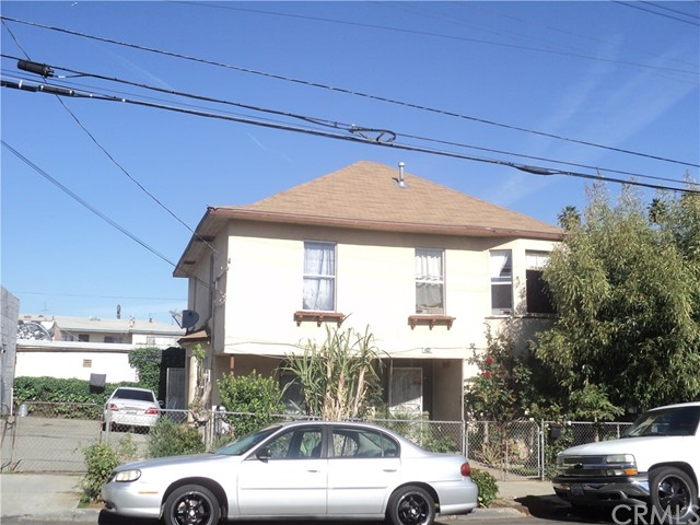 Combo - Residential and Commer for Sale at 249 Dacotah Street S Los Angeles, California 90063 United States
