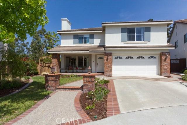 16 El Balazo, Rancho Santa Margarita, CA 92688