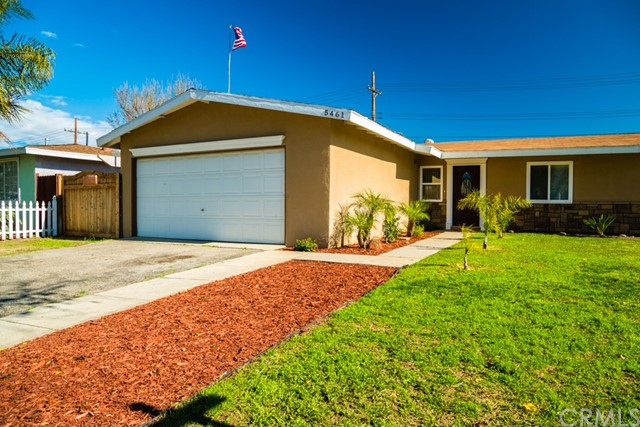 Single Family Home for Sale at 5461 Harold Street Riverside, California 92503 United States