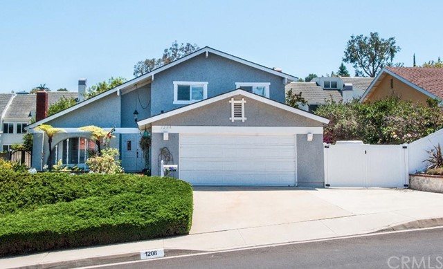 1208 West Bloomwood Road, Rancho Palos Verdes CA 90275