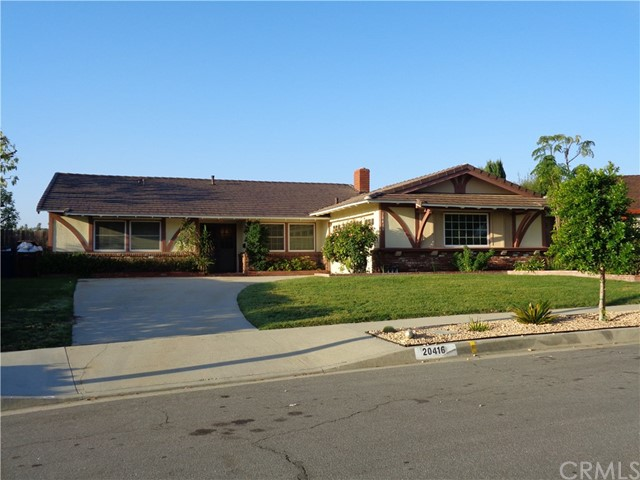 20416  Seton Hill Drive, Walnut, California