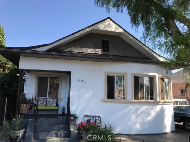 971 E 56th Street Los Angeles, CA 90011 - MLS #: DW17209539