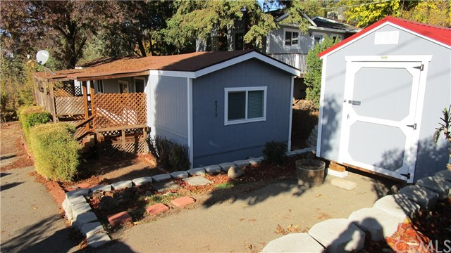 Detail Gallery Image 1 of 1 For 4373 Wilder Ave, Clearlake,  CA 95422 - 2 Beds   1/1 Baths