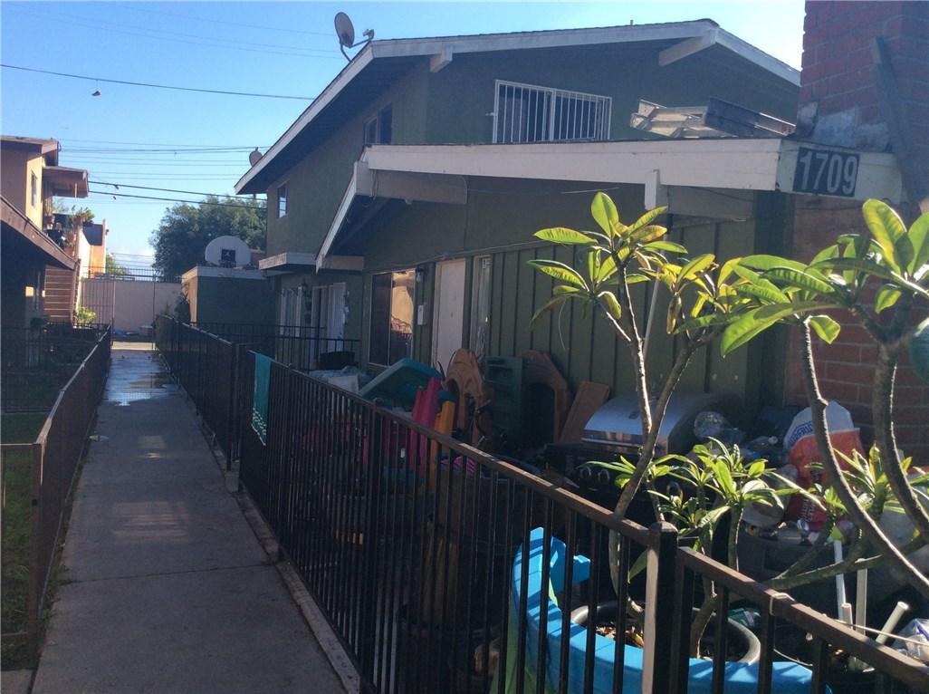 1709 Evergreen Street, Santa Ana, CA, 92707