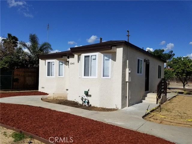 Single Family Home for Sale at 5345 La Sierra Avenue Riverside, California 92505 United States