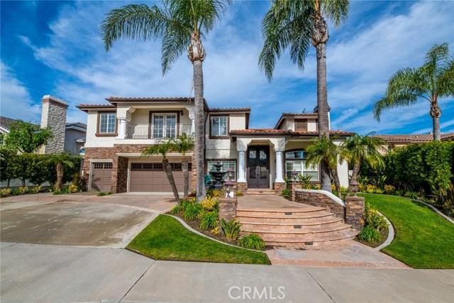 7785 E Bridgewood Drive, Anaheim Hills, California