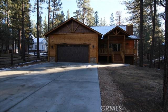 42425 Juniper Drive, Big Bear CA 92315