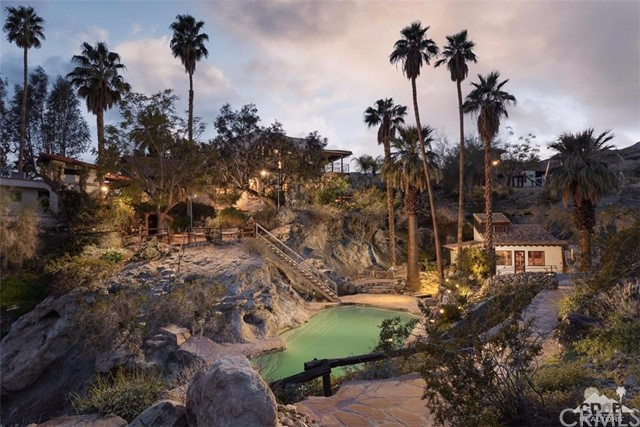 Single Family Home for Sale at 71450 Painted Canyon Road 71450 Painted Canyon Road Palm Desert, California 92260 United States