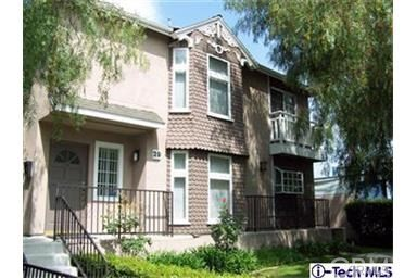 Townhouse for Rent at 29 Allen Avenue S Pasadena, California 91106 United States