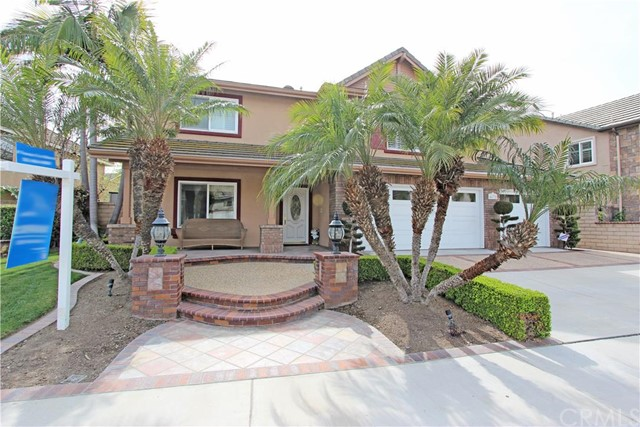 Single Family Home for Sale at 4672 Amalfi St Cypress, California 90630 United States