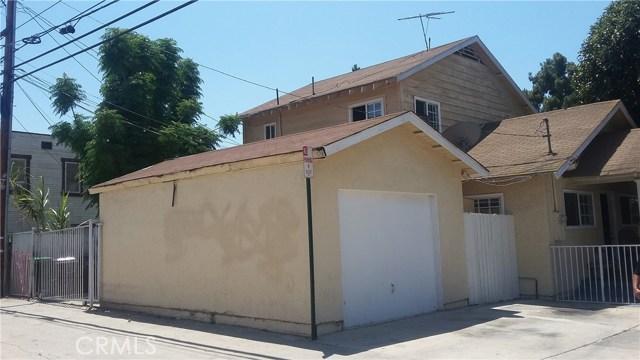 Single Family Home for Sale at 215 Hickory Street Santa Ana, California 92701 United States