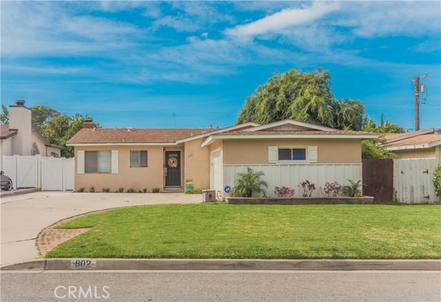 802 W Dalton Street, Glendora, CA 91741