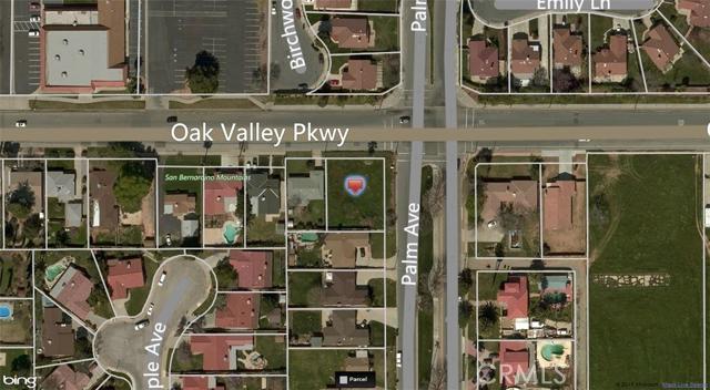 Land for Sale, ListingId:34866851, location: 789 Oak Valley Beaumont 92223