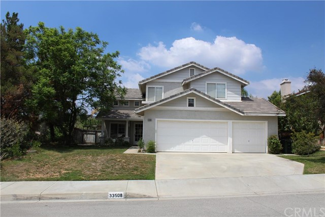 Single Family Home for Sale at 33508 Brushy Hollow Drive Yucaipa, California 92399 United States