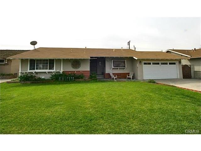 1241 Hollowell Street  Ontario CA 91762
