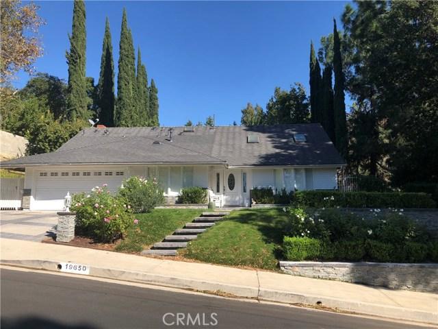 19650 Pine Valley Avenue, Northridge, CA 91326