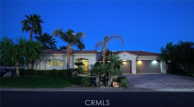 11 Carrera Place Rancho Mirage, CA 92270 - MLS #: PW18002522