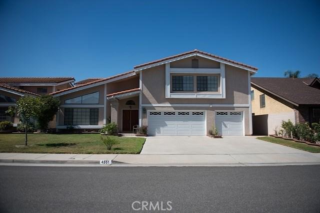 Single Family Home for Sale at 4551 Patricia Circle La Palma, California 90623 United States