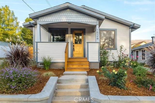 1526  Garden Street, San Luis Obispo, California