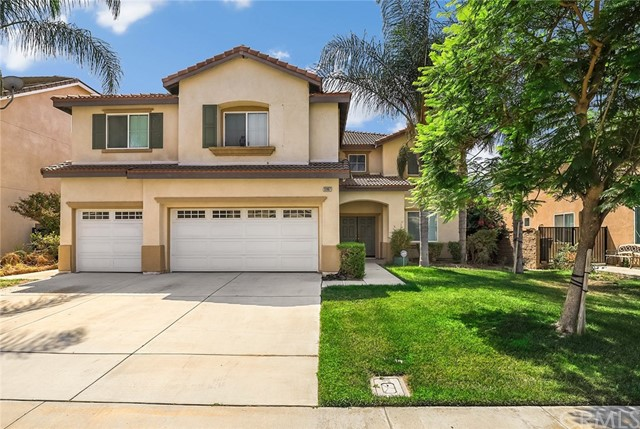 13907  Blue Ribbon Lane, Eastvale in Riverside County, CA 92880 Home for Sale