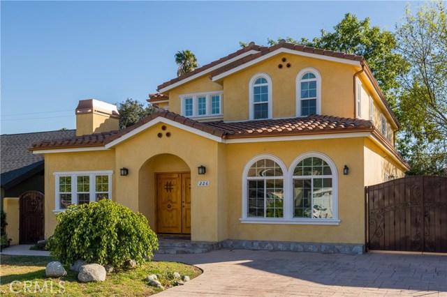 226 Forest Avenue,Arcadia,CA 91006, USA