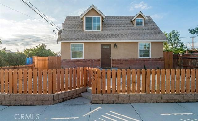 855 N 12th Street  Colton CA 92324