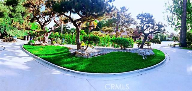 地址: 1705 Durklyn Court, San Marino, CA 91108