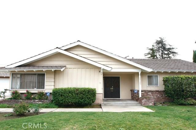 16 E Magna Vista Avenue, Arcadia, CA 91006