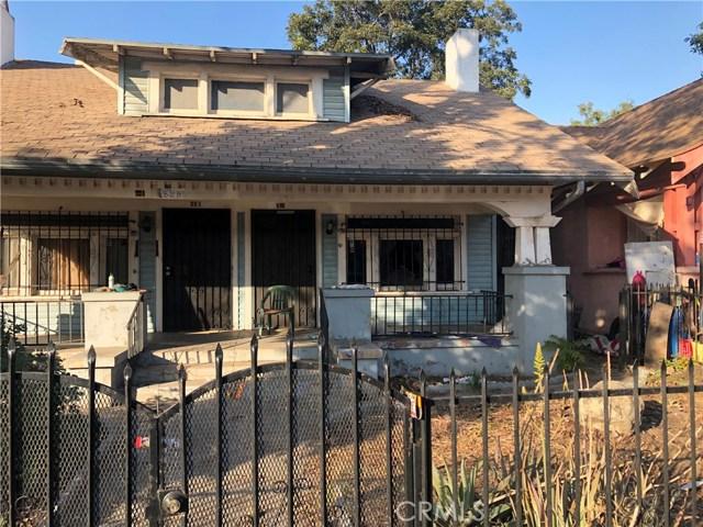 Photo of 639 W 43rd Street, Los Angeles, CA 90037
