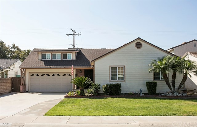 Single Family Home for Sale at 635 Hawthorne Street N Anaheim, California 92805 United States