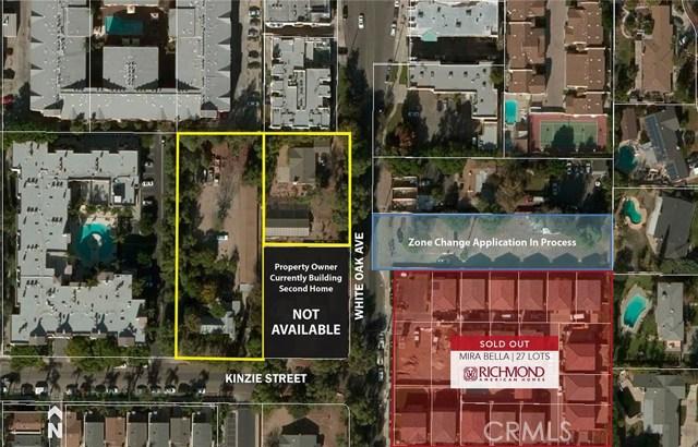 土地 为 销售 在 9821 White Oak Avenue 北岭市, 91325 美国