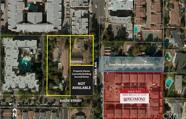 Land for Sale at 9821 White Oak Avenue Northridge, 91325 United States