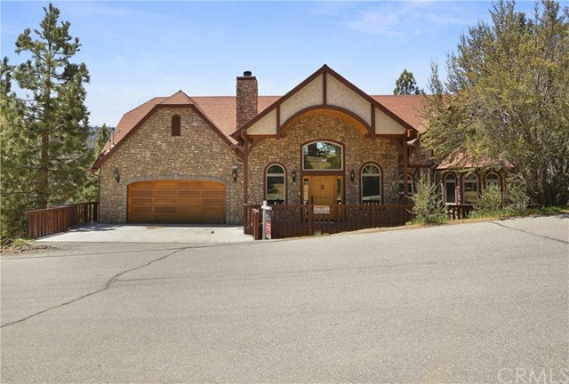 43731 Canyon Crest, Big Bear, CA 92315 Photo