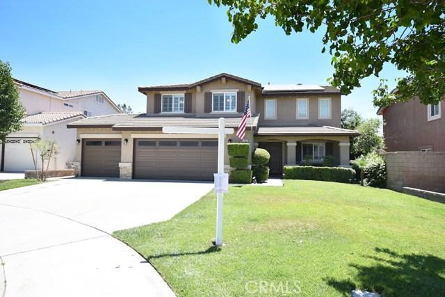 5737 Reagan Drive Fontana, CA 92336 - MLS #: CV17148854