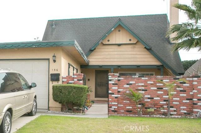 136 W Simmons Av, Anaheim, CA 92802 Photo 0