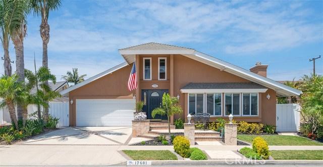 17681  Collie Lane, Huntington Beach, California