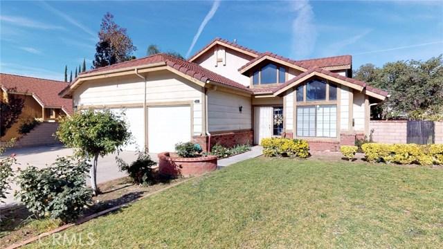 1135 Voltaire Drive, Riverside, California
