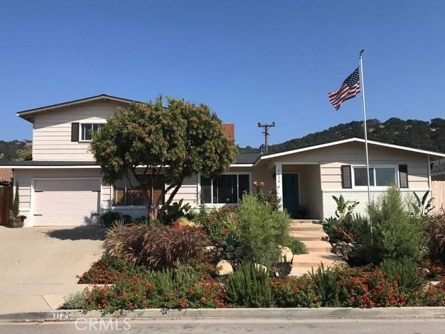 1120  Flora Road, Arroyo Grande, California
