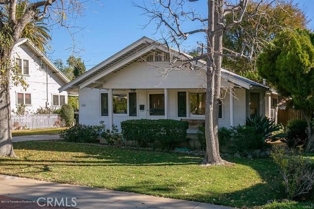 100 N Greenwood Av, Pasadena, CA 91107 Photo