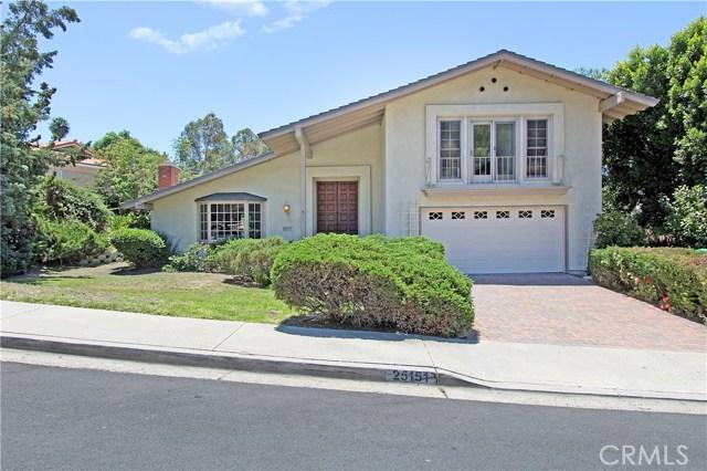 25151 Pericia Drive, Mission Viejo, CA 92691